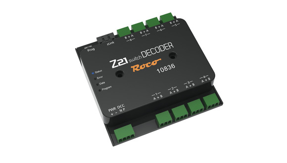 Roco 10836 - Z21 switch DECODER - Bild 1